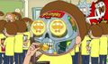 'Rick and Morty' Manage to Make Pringles Meta & Creepy in New Super Bowl Ad