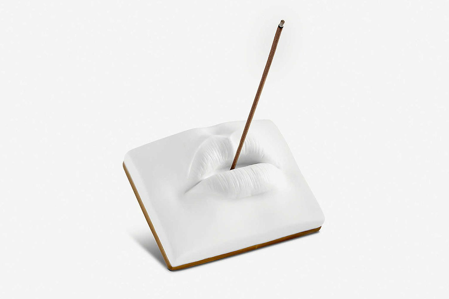 Oh Mon Dieu Porcelain Incense Holder