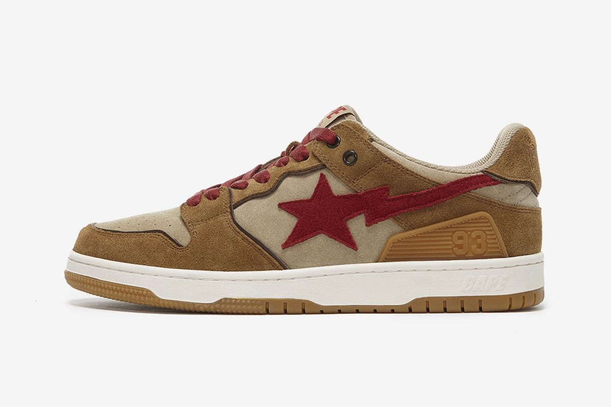 The BAPE STA Line Is Expanding, So We Ranked the Best New Colorways 16
