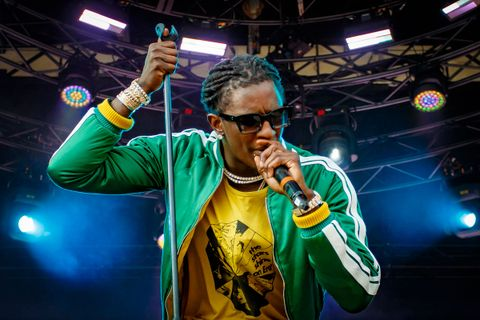 young thug fader interview