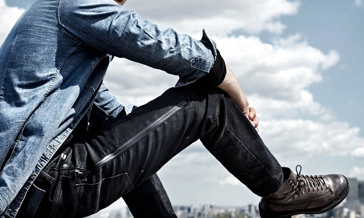 Here's a Closer Look at G Star RAW's All New Citishield 3D Jeans