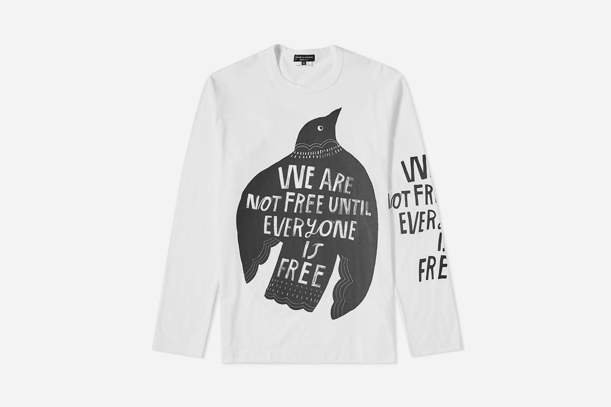 'Everyone Is Free' Tee