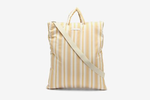 Pillow Gradient-Effect Technical Tote Bag