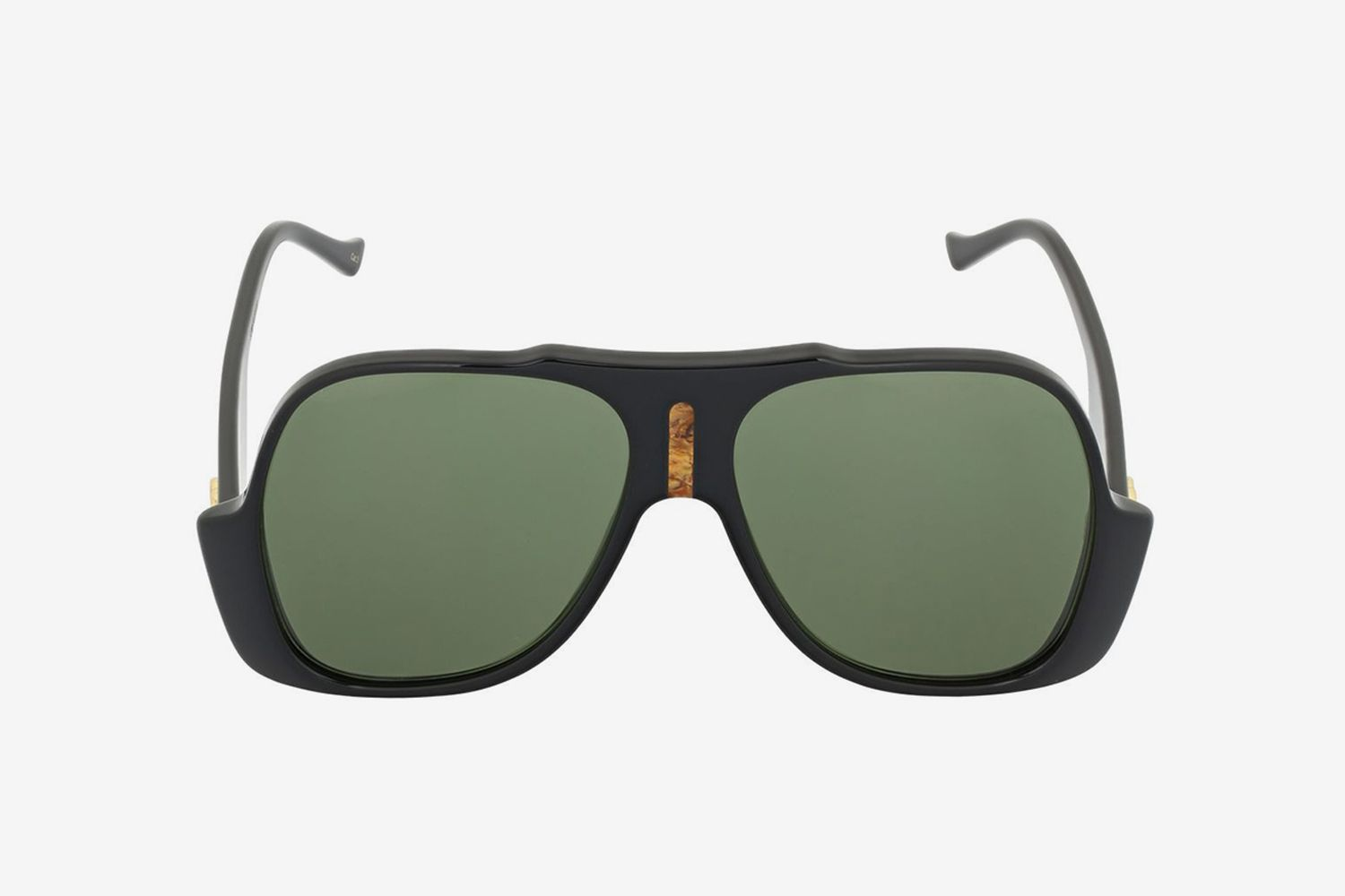 Pilot Mask Acetate Sunglasses