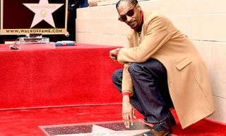 Snoop Dogg Delivered One of the Best Hollywood Walk of Fame Speeches Ever