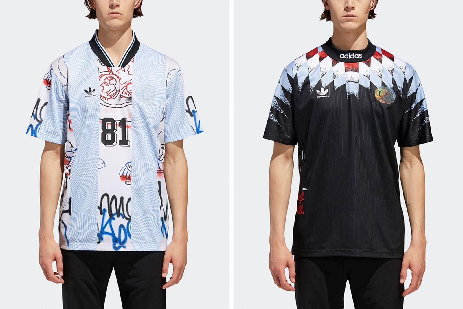 jerseys main 2018 FIFA World Cup Acne Studios Adidas