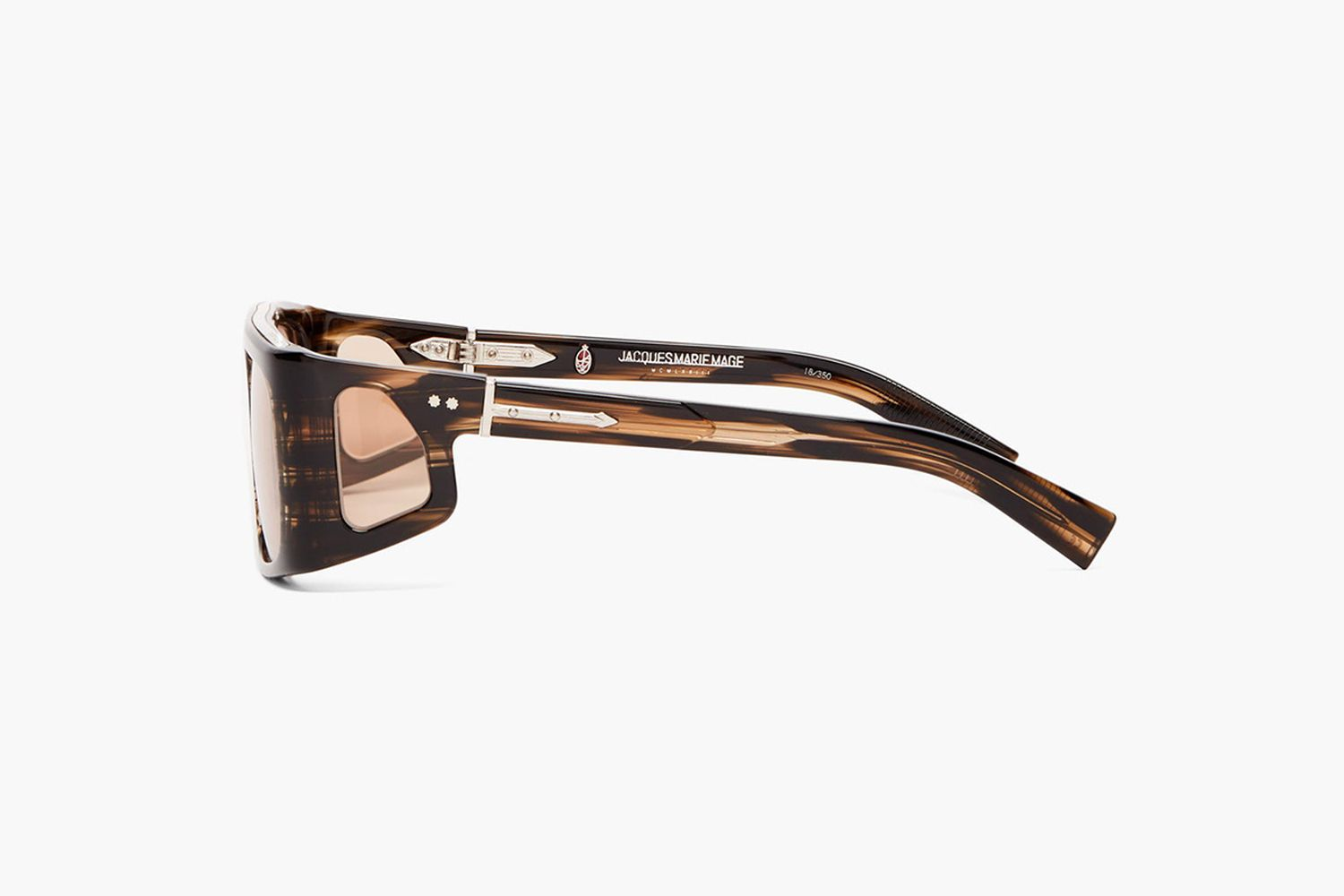 Windsor Shield Acetate Sunglasses