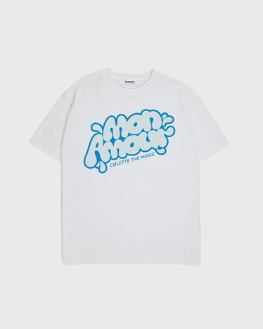 colette Mon Amour - Water Bar T-Shirt White