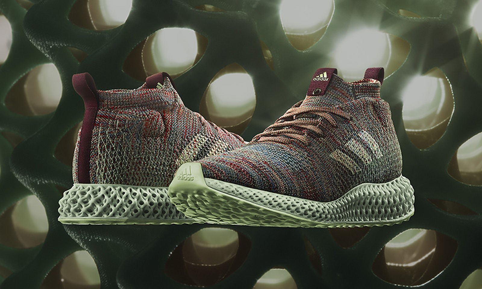 kith adidas consortium 4d release date price feature adidas Ultra Boost Mid