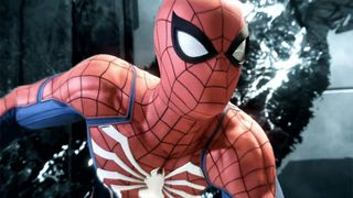 marvels spider man gameplay trailer Marvel's Spider-Man