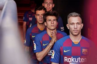 2d70596b500 FC Barcelona's 2019-20 Home Kit Is an Ode to Eixample District