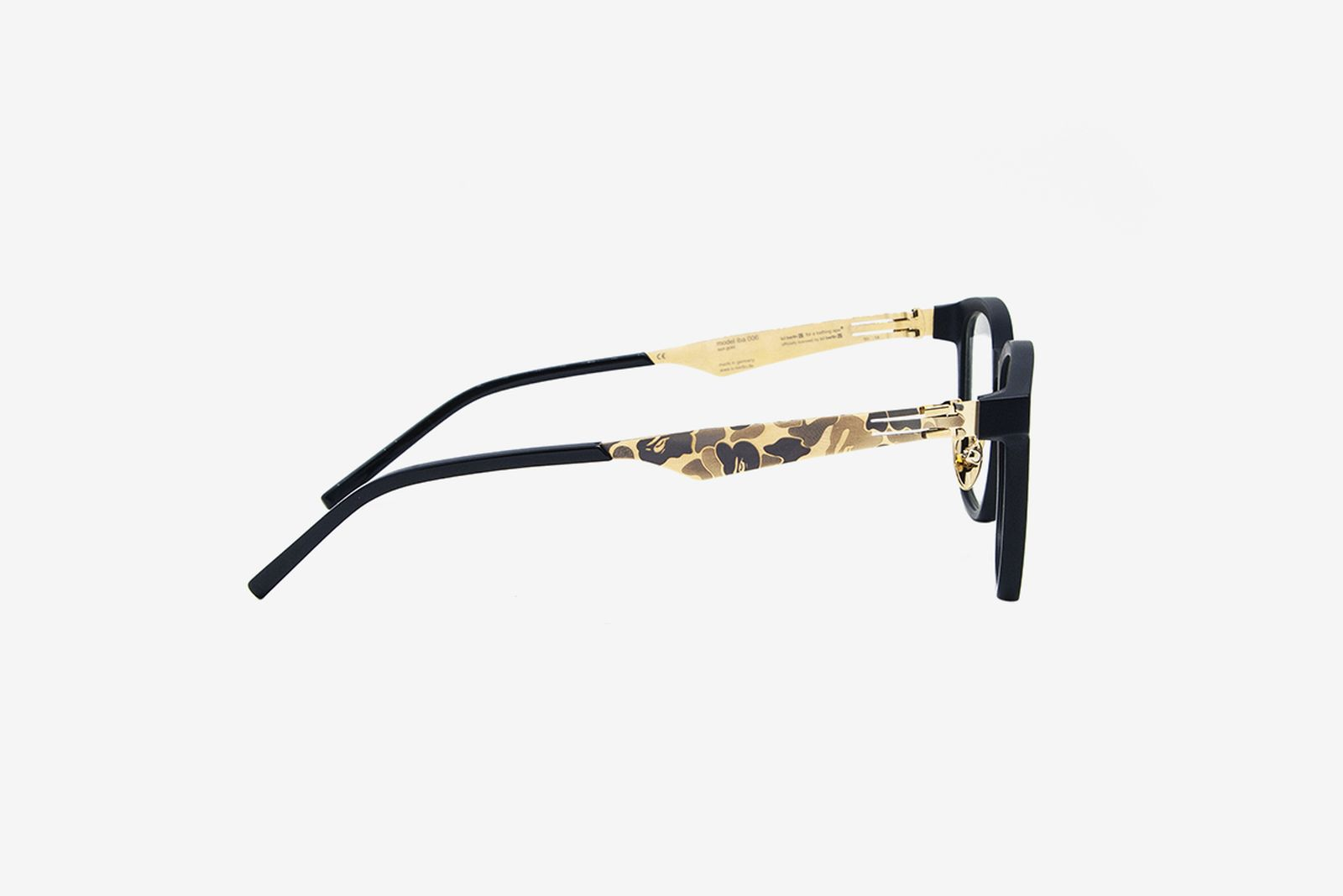 bape ic berlin glasses A Bathing Ape