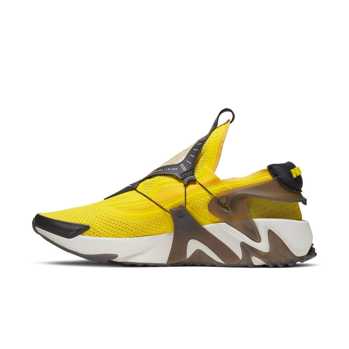 Nike — Adapt Huarache Yellow - Image 1