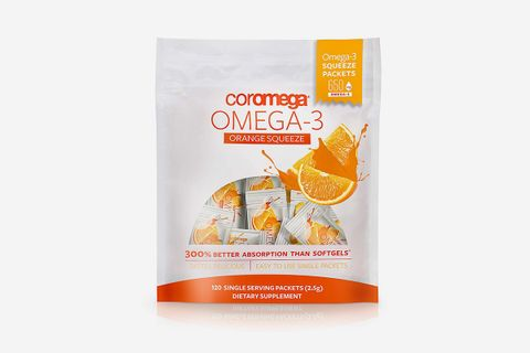 Coromega Omega-3 Fish Oil