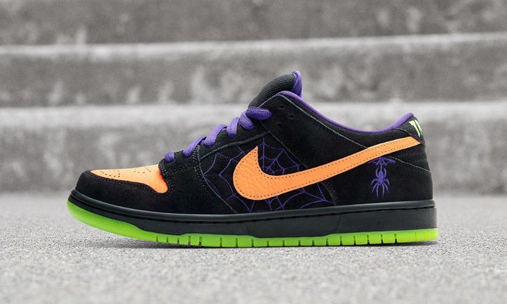 "Nike SB Dunk Lo ""Night of Mischief"""