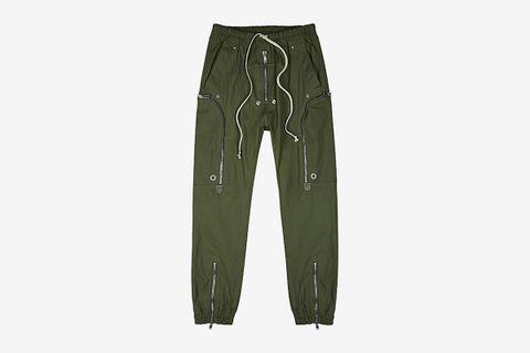 Bauhaus Cargo Trousers