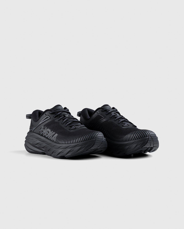 HOKA – M Bondi 7 Black - Image 3