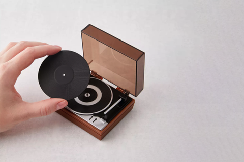Teeny Tiny Record Player