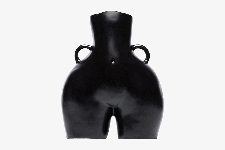 Love Handles Porcelain Vase