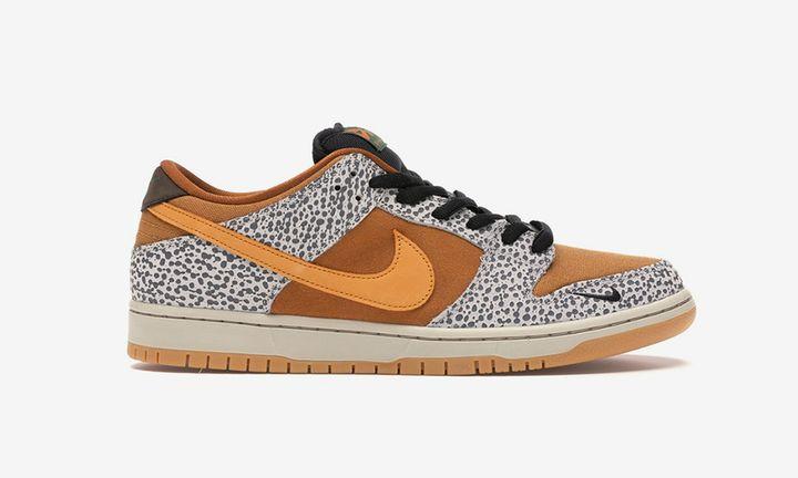 """Nike SB Dunk Low """"Safari"""""""