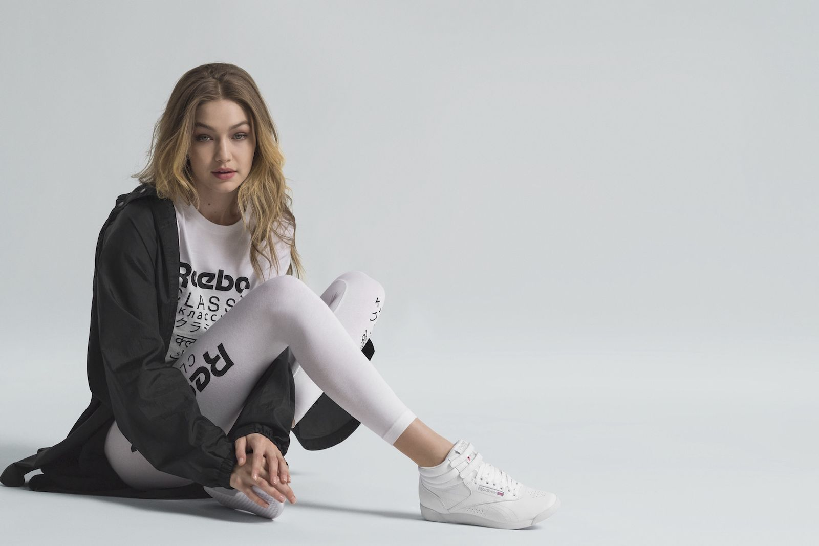 reebok be more human campaign