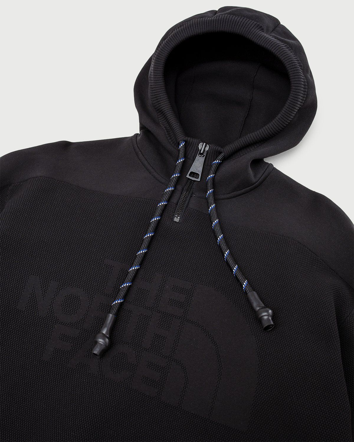 The North Face Black Series - Engineered Knit Hoodie Black - Image 4