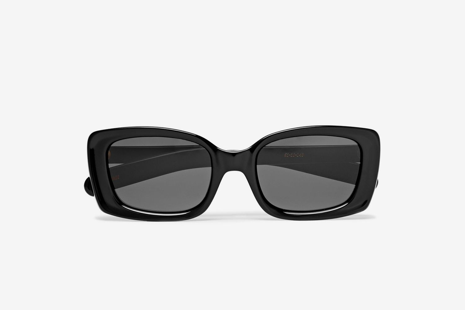 Eazy Rectangle-Frame Acetate Sunglasses