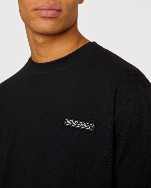 Highsnobiety Staples — T-Shirt Black - Image 5