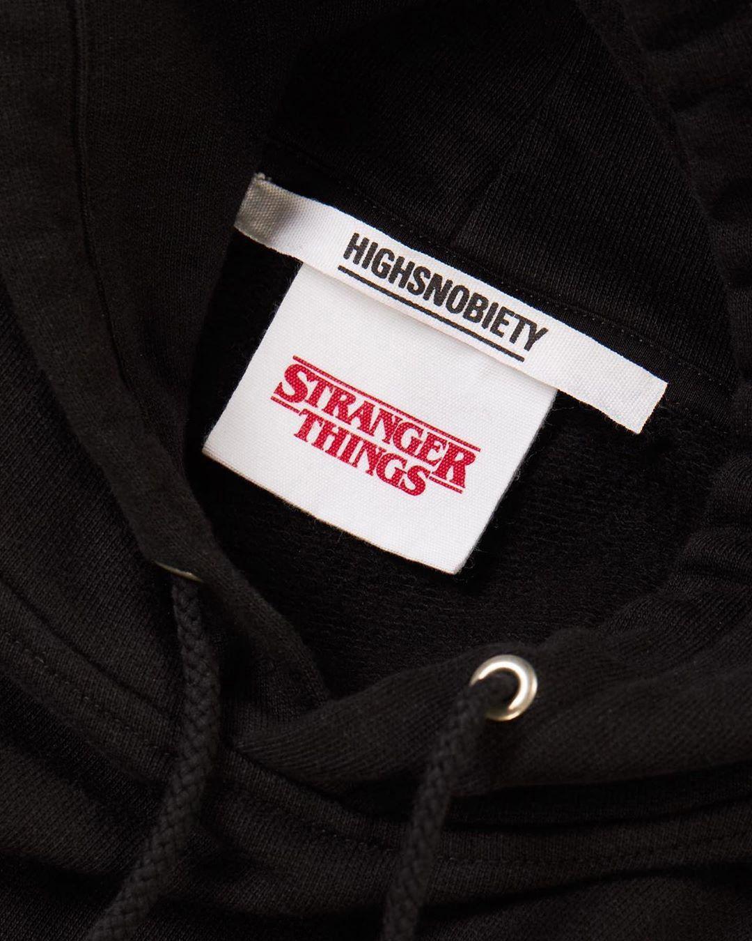 Stranger Things 3 x Highsnobiety Ahoy Hoodie - Black - Image 4