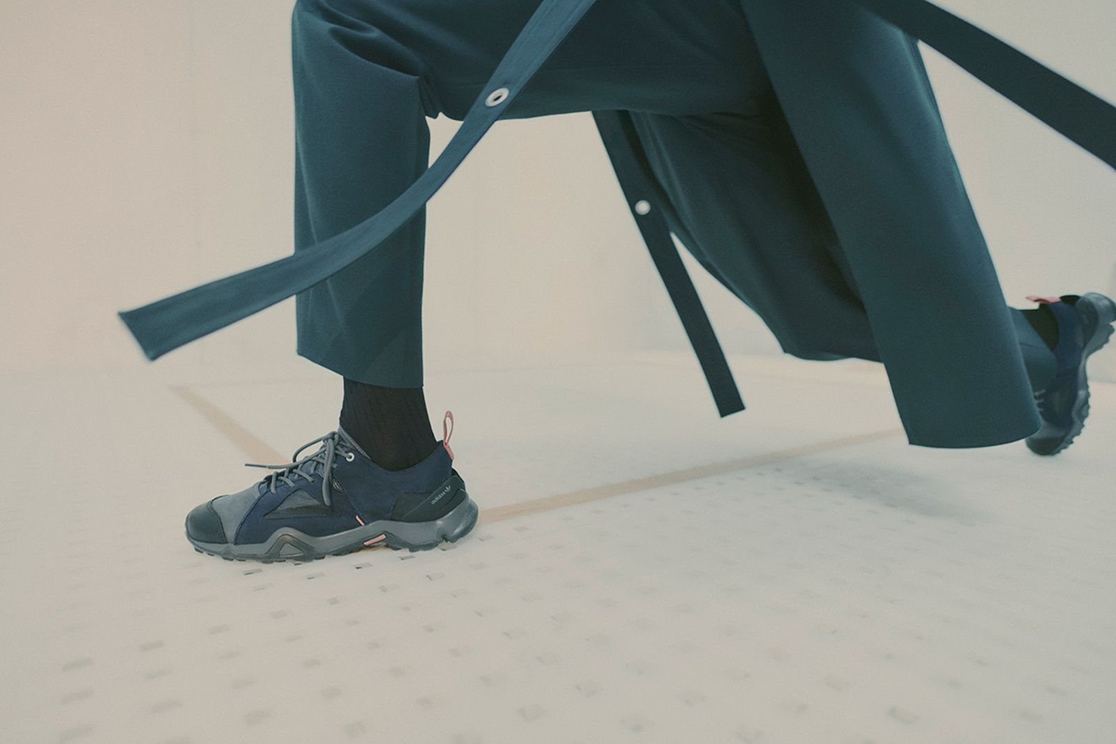 OAMC x adidas Originals SS20 footwear collection editorial