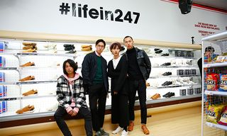 """Life in 247: New Balance Took Over the Globe With Its Worldwide """"247"""" Event Series"""