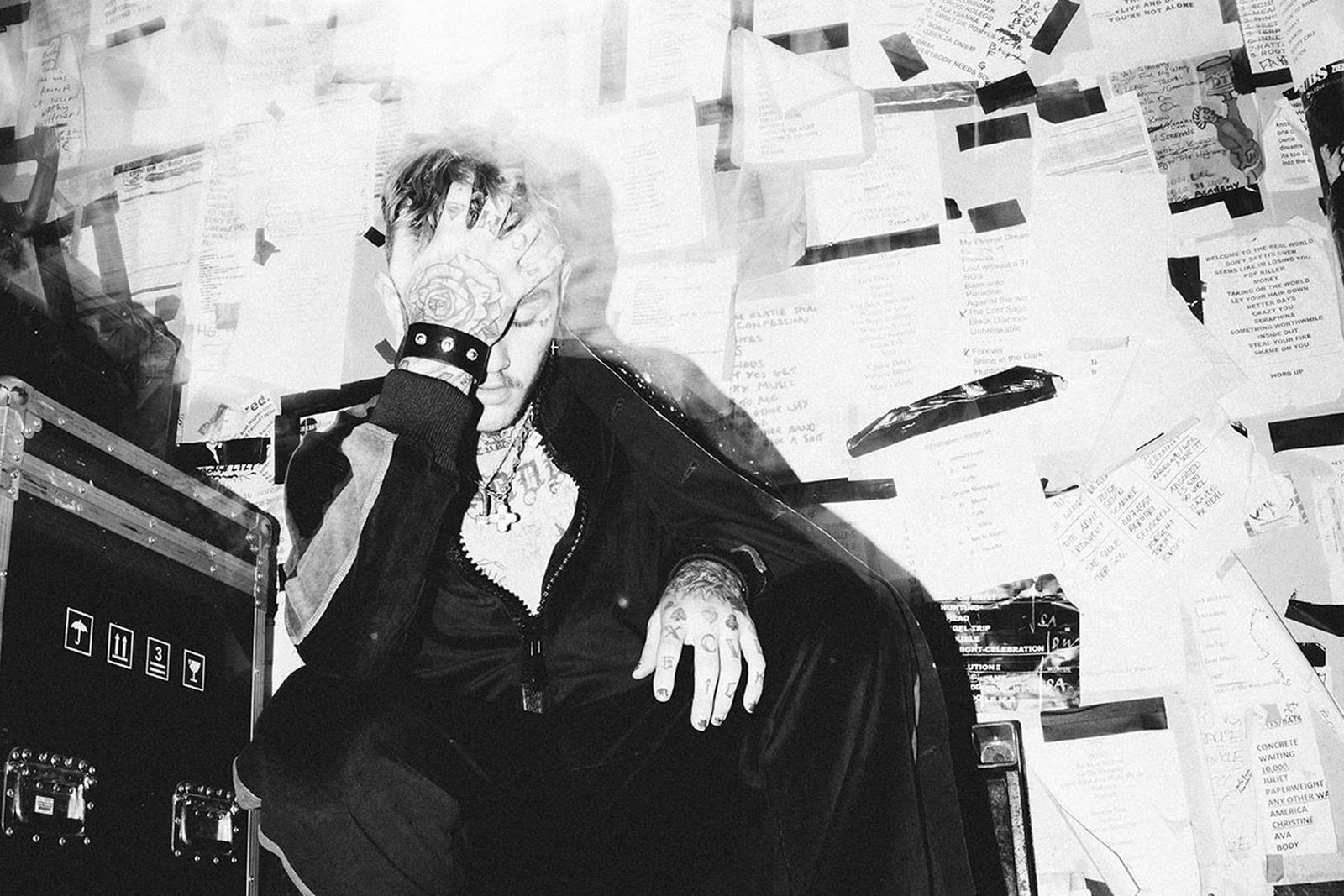 lil peep interview come over when you're sober
