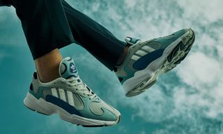 """END. Aims High With Its Sky-Inspired adidas Originals Yung-1 """"Atmosphere"""""""