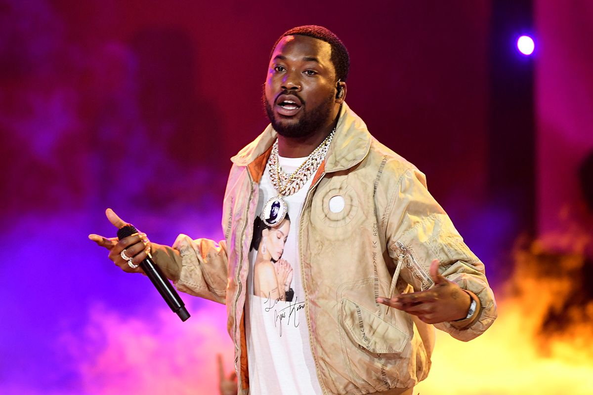 "Meek Mill Samples One of Trump's Racist Speeches on ""Otherside of America"""