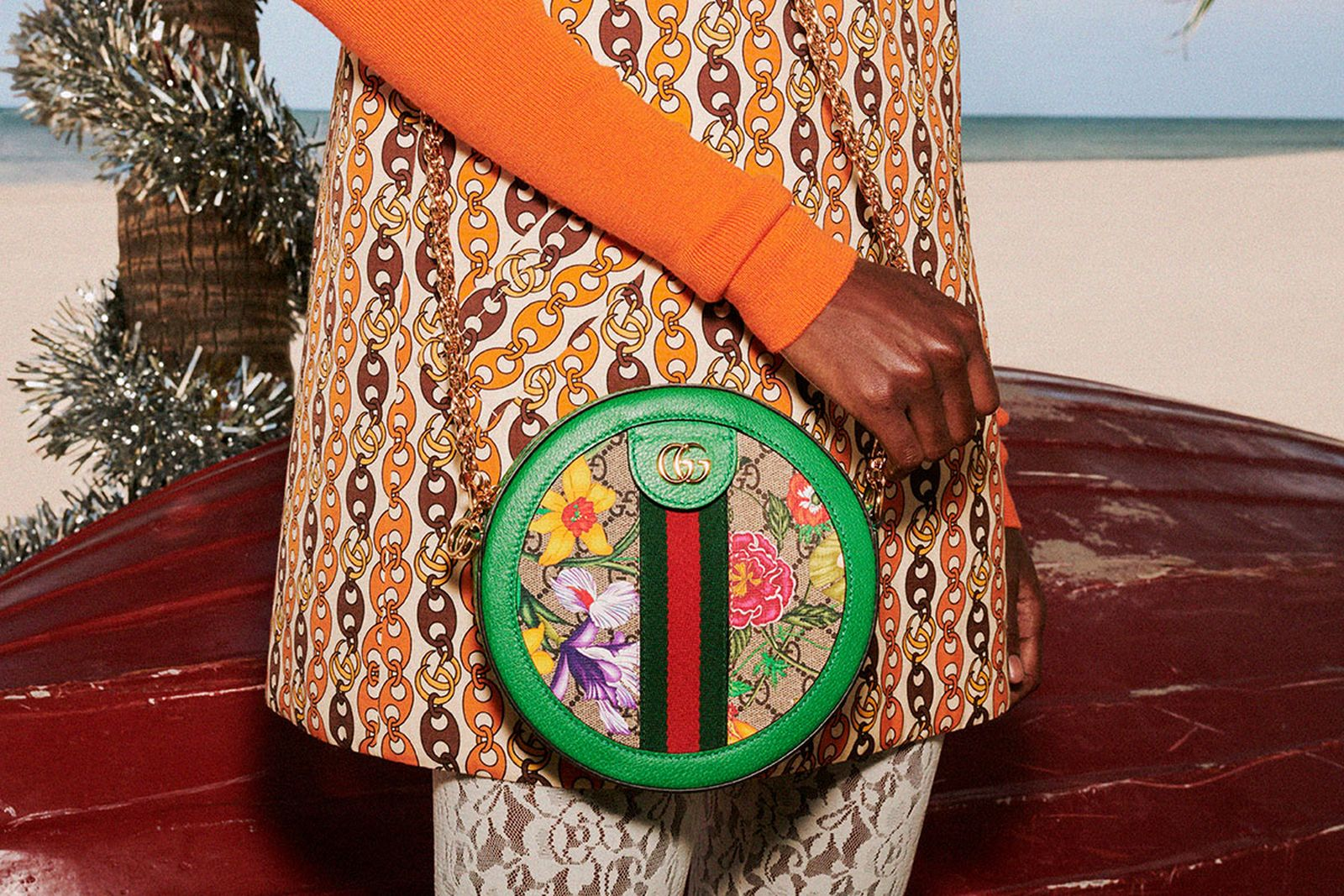 Gucci Gift Giving campaign 2019
