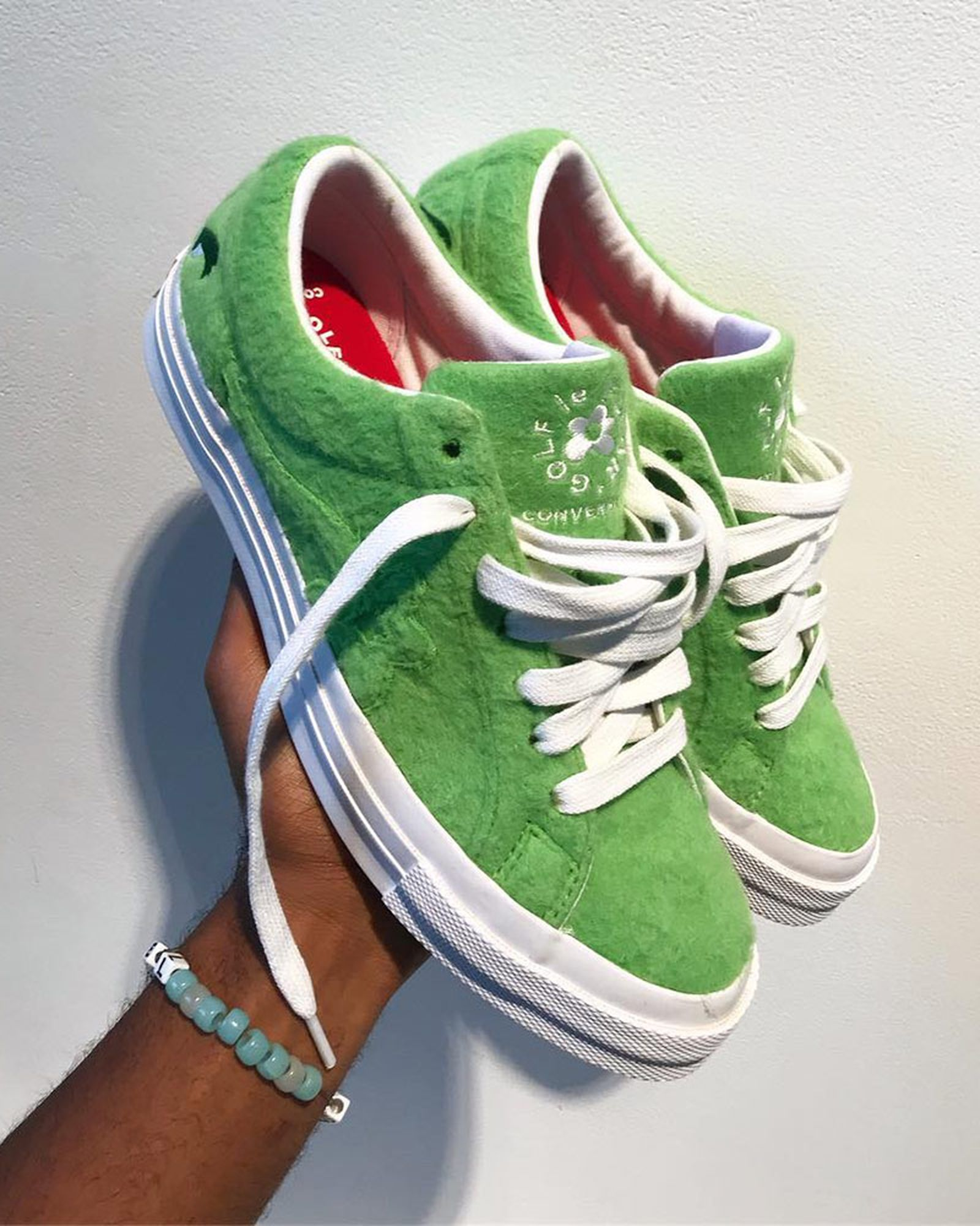 golf wang converse one star grinch release date price Golf Le FLEUR* odd future tyler the creator