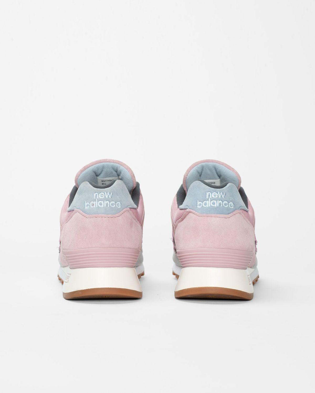 Highsnobiety x New Balance — 577 Pink/Grey - Image 2