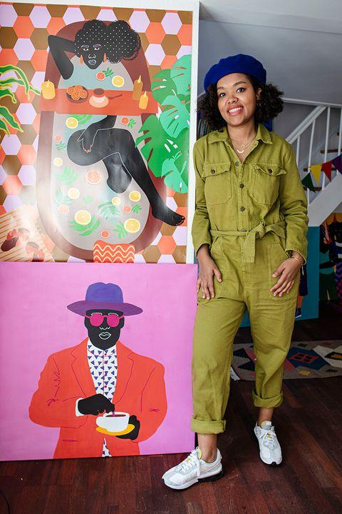 Nike Spotlights Four Women Pushing Culture Forward 30