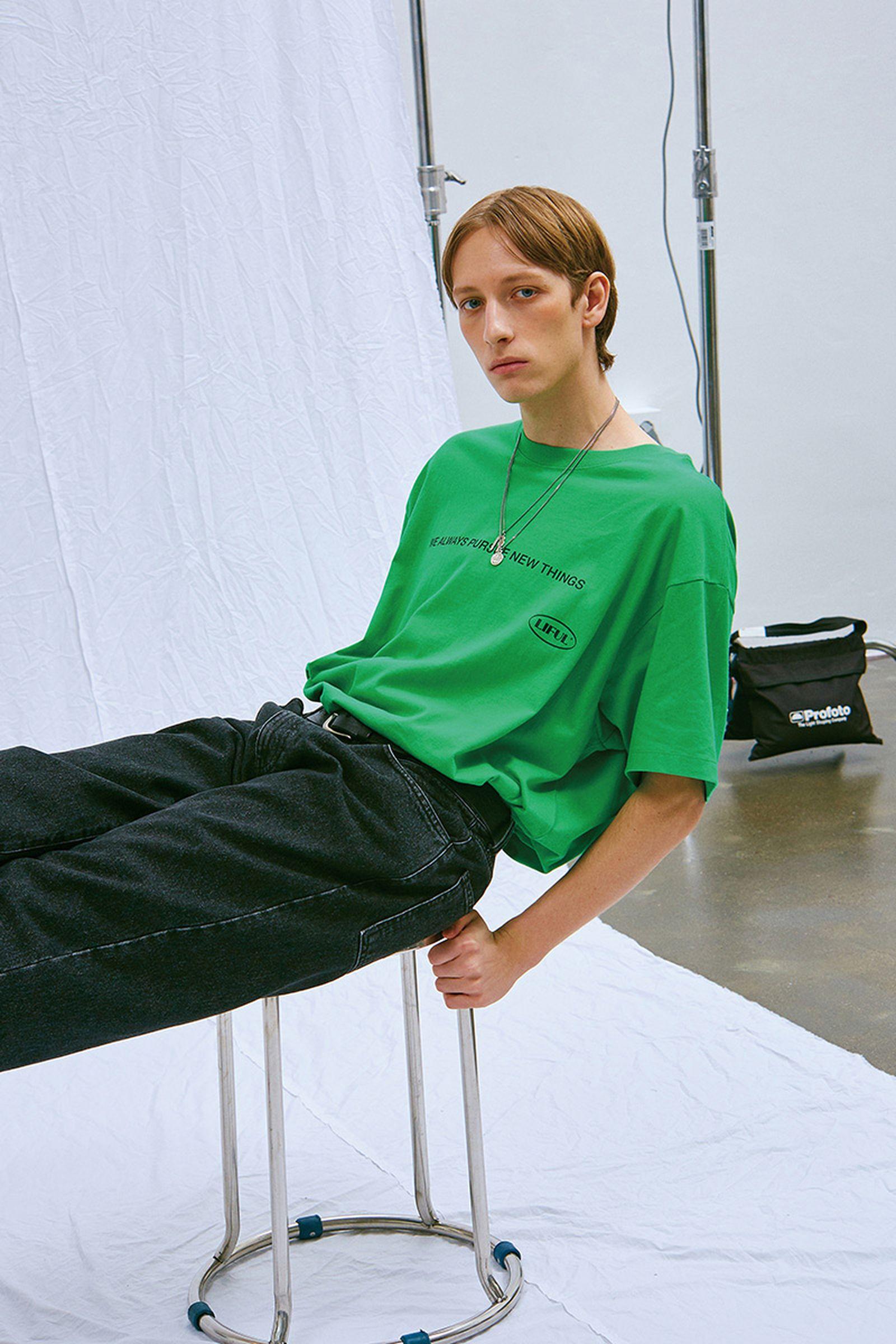 6liful minimal garments ss19 lookbook