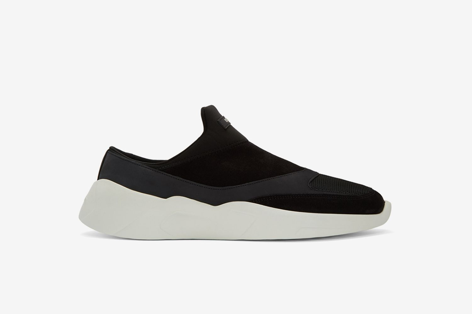 Laceless Backless Sneakers