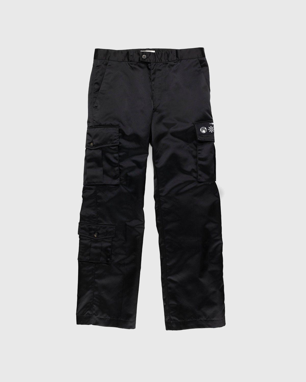 PHIPPS – Uniform Dad Pant Black - Image 1