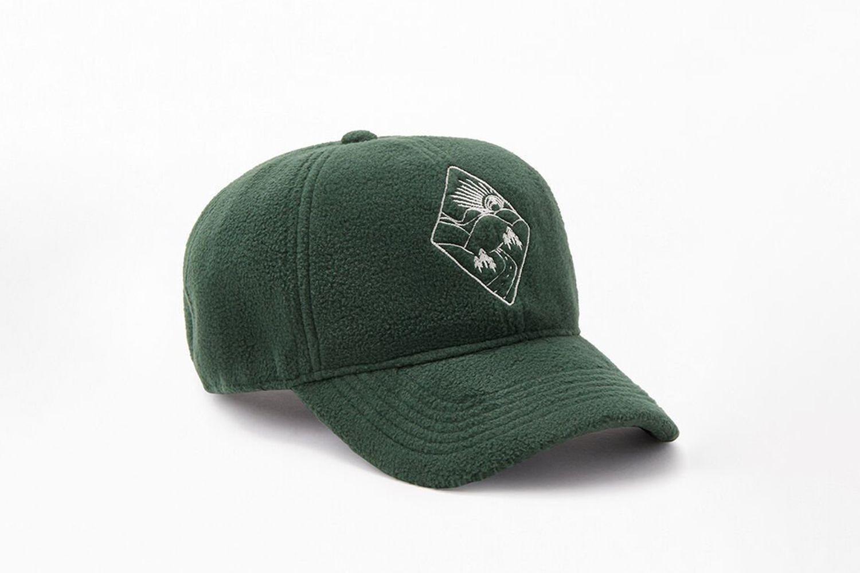 Sunrise Fleece Strapback Dad Hat