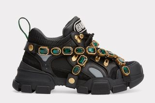 b403ffdb2bd Gucci SEGA Crystal Sneaker  Release Date