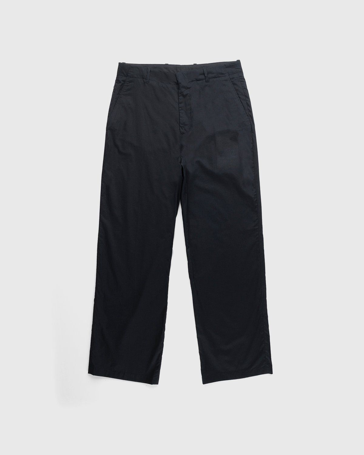 Our Legacy – Borrowed Chino Black Voile - Image 1
