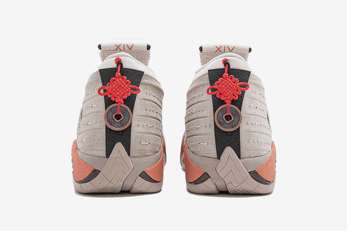 "CLOT Revisits ""Terracotta"" Theme for New Air Jordan Collab 22"