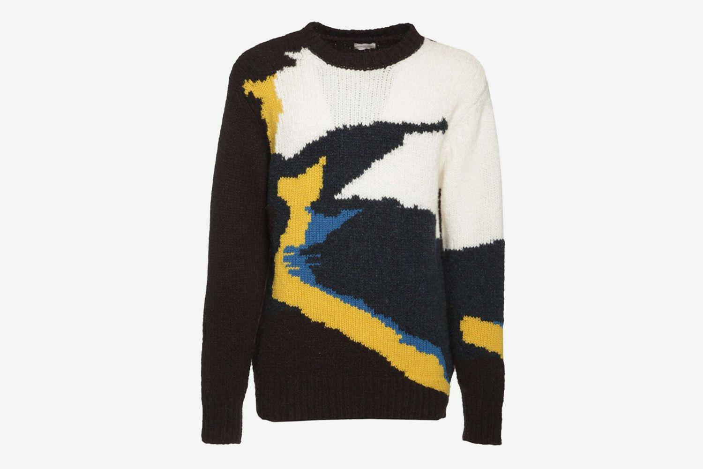 Instarsia Sweater