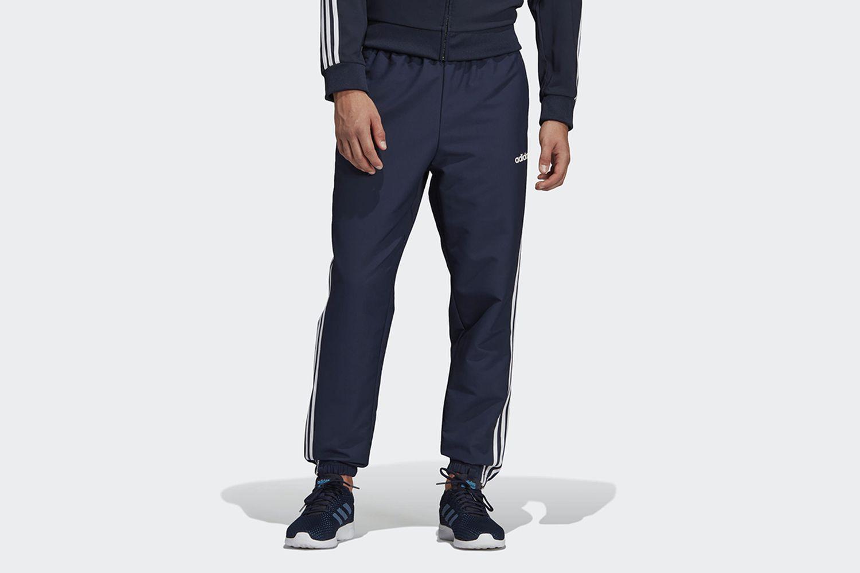 Essentials 3-Stripes Wind Pants