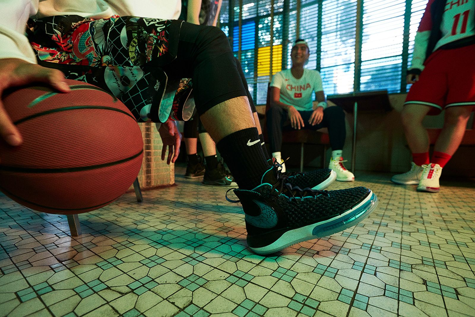 nike china hoop dreams apparel