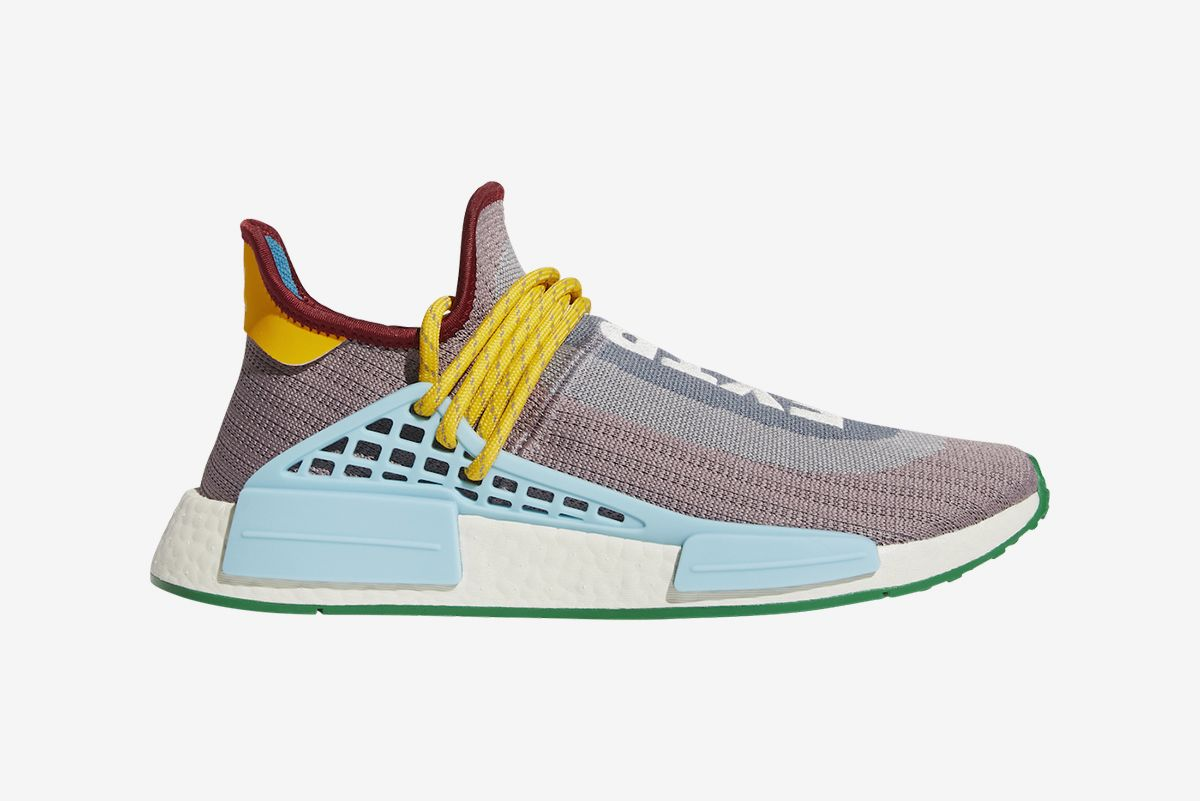 Pharrell's First adidas HU NMDs of the Season Are Almost Here 13