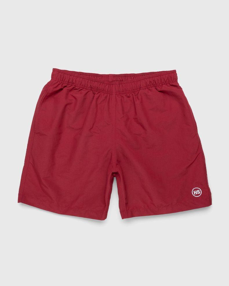 Highsnobiety – Water Shorts Red